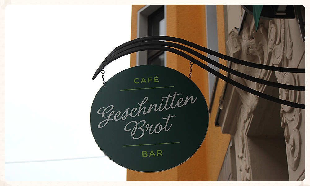 Geschnitten Brot Köln Südstadt Café Birgit Winterberg