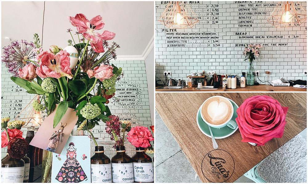 Die besten Cafés in Düsseldorf, Blog Leuk, Lina's Coffee