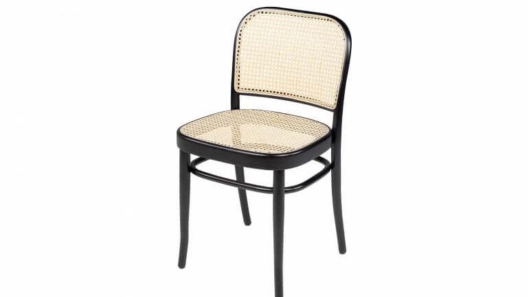 Esszimmerstuhl 2 Stück, Wiener Geflecht Stuhl