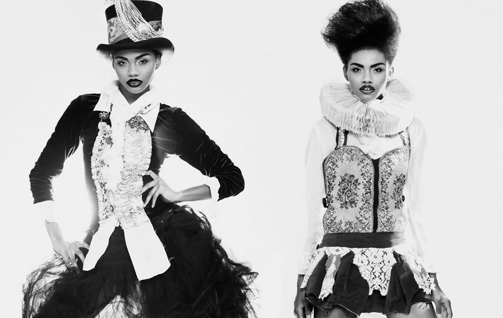 Costume Design work by Kat Ford