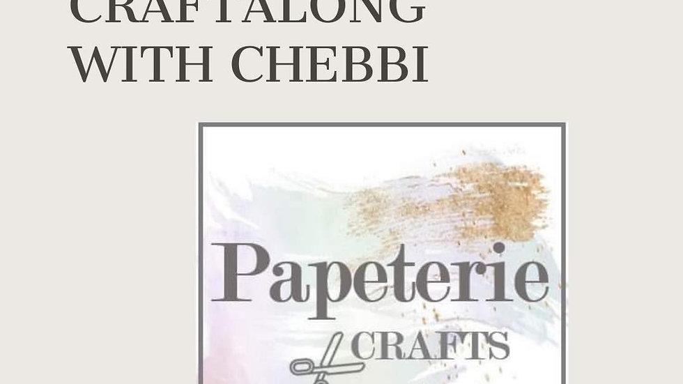 FB Live Craftalong Kit