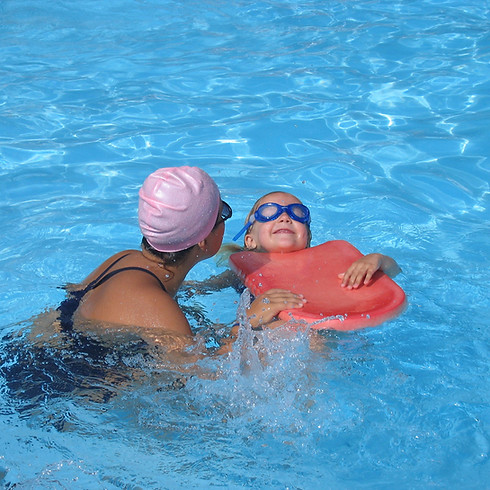 LEVEL 1 SWIM LESSONS FOR KIDS (Ages 2-4)