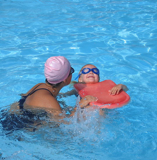 Aquaphobie ados, adultes