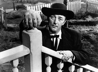 Love and Hate - Robert Mitchum La Nuit du Chasseur