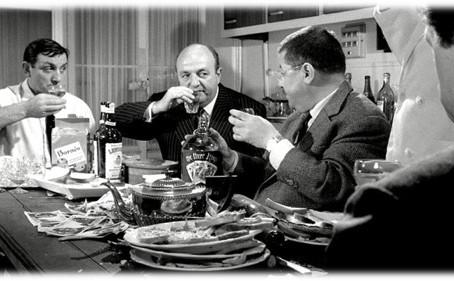 monsieur toutmoncinema #34 Dans la cuisine de nos Tontons flingueurs
