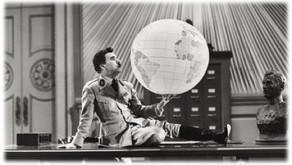 monsieur toutmoncinema #36 Tout le génie de Chaplin dans une mappemonde (Le Dictateur)