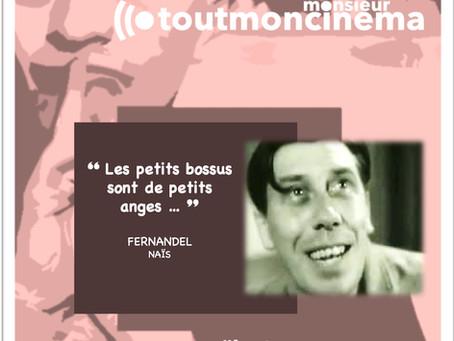 """monsieur toutmoncinema - """"Les petits bossus sont de petits anges"""" (Naïs)"""