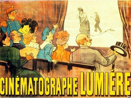 monsieur toutmoncinema #20 la toute première séance du cinématographe ... Lumière