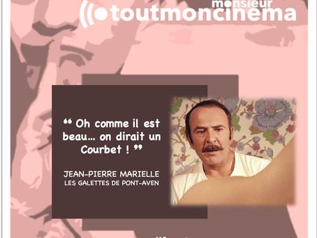 """monsieur toutmoncinema - """"Oh comme il est beau ... on dirait un Courbet"""" (Les Galettes de Pont-Aven)"""