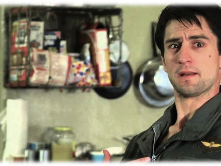 monsieur toutmoncinema #27 You talkin' to me ? (Taxi Driver)