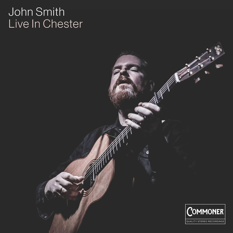 John Smith's new album 'Live In Chester' comes out tomorrow folks!