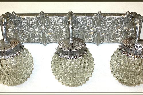 Hollywood Regency Style Bathroom Light fixture