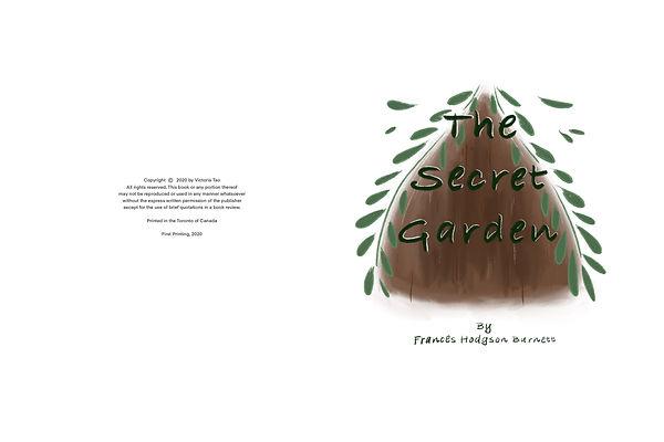 The Secret Garden (first page) - 2020.JP