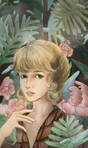 Protrait poster (Taylor Swift) - 2021.JP