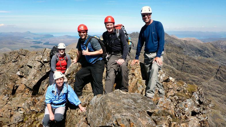Cuillin Ridge Guided Munros