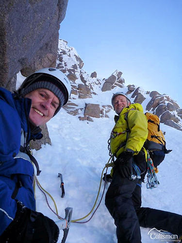 Guided Climbing
