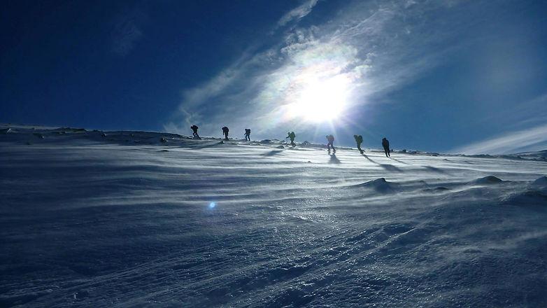 Scottish Winter Skills Course