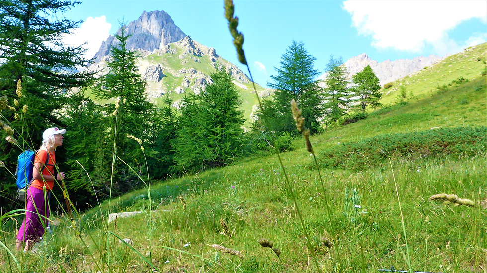 Alpine Trekking Guiding Holidays in Spain and the French Alps