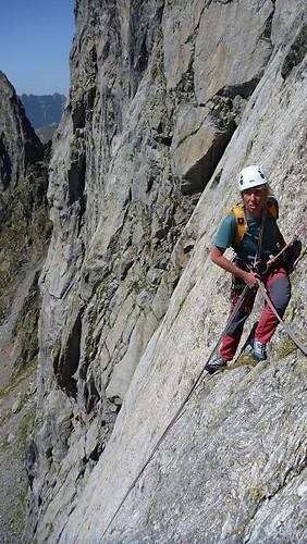 Mountain Rock Climbing Spain