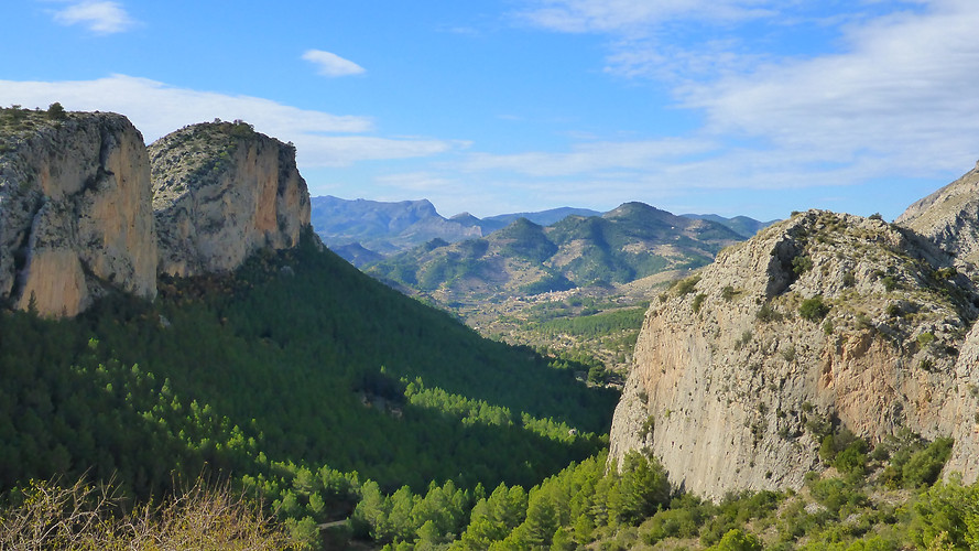 Spain Trekking