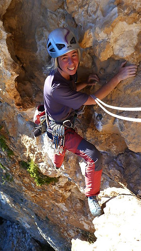 Spanish Rock Climbing