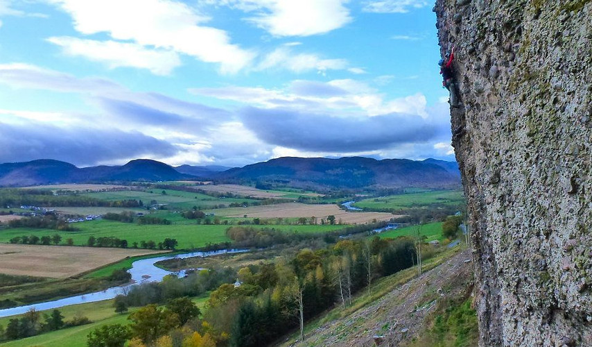 Moy Sport Climbing
