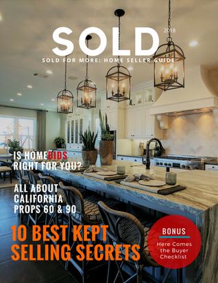 SOLD: Home Seller guide