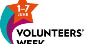 Volunteers Week 1-7th June