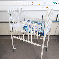 Premature baby charity purchased equipment