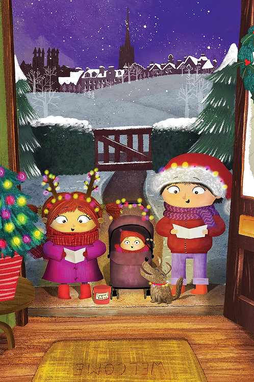 Seasons Greetings - Christmas Cards