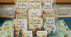 Milestone cards & Communication Boards