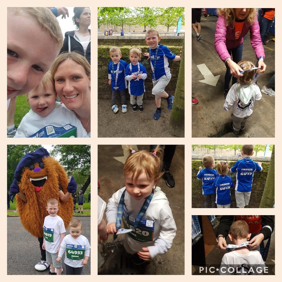 Edinburgh Marathon 2019