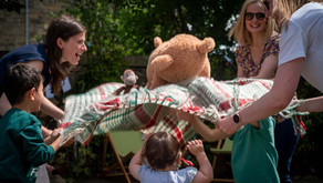Teddy Bears' Picnic campaign for Neonatal charity raises over £11,000
