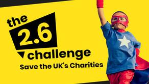 2.6 Challenge raises £2,833.36 for SSCB