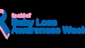 Baby Loss Awareness week 9-15th October 2019