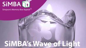 SiMBA's Wave of Light 15th October 2019 Edinburgh
