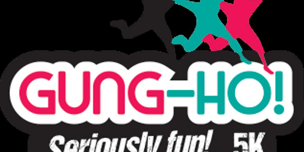 GUNG-HO 5K EDINBURGH
