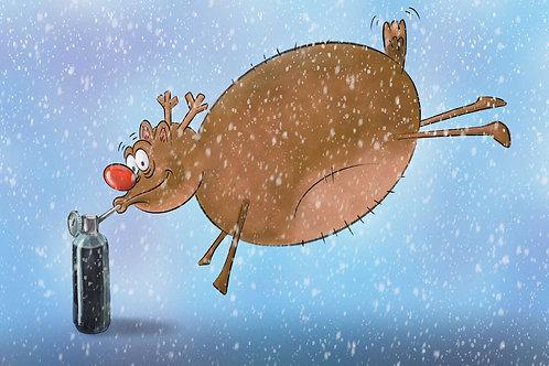 Oxygen - Christmas Cards