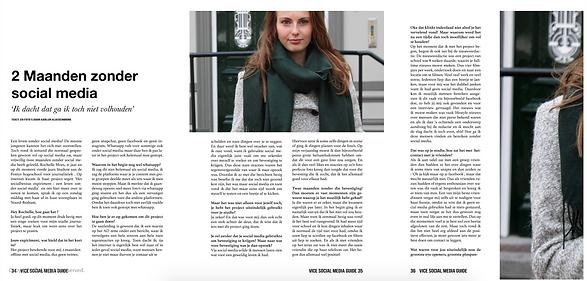 Interview met Rochelle