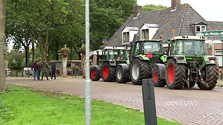 Boerenprotest Den Bosch