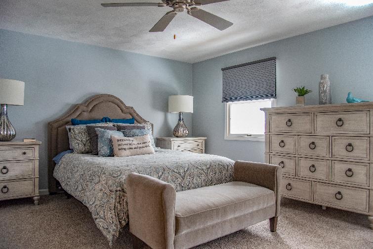 Johnston Bedroom Renovation