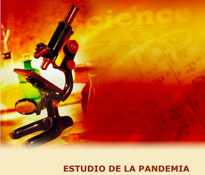 Estudio de la pandemia