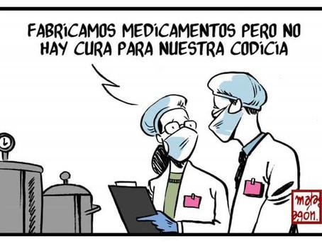 Documento de la Fiscalia del Estado sobre la voluntariedad de las vacunas.