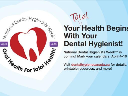 National Dental Hygienists Week is Coming Soon!