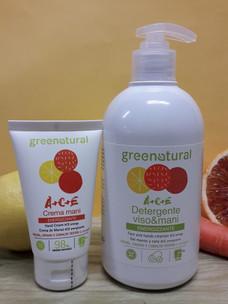 Detergente mani/viso