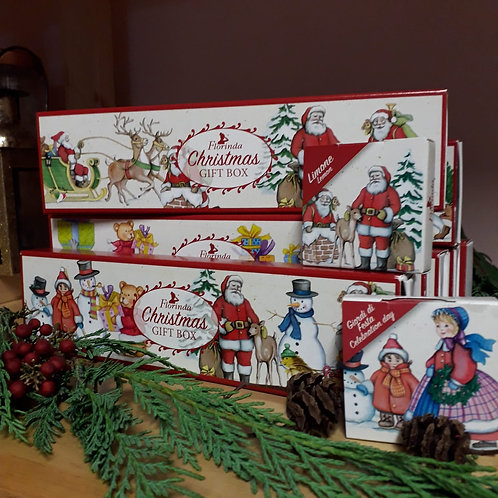 Gift Christmas box FLORINDA