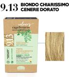 9.13 BIONDO CHIARISSIMO CENERE DORATO
