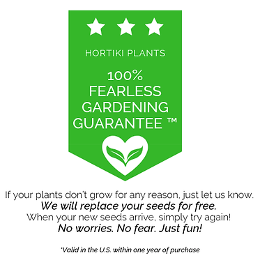 Free seed replacement on gardening kits
