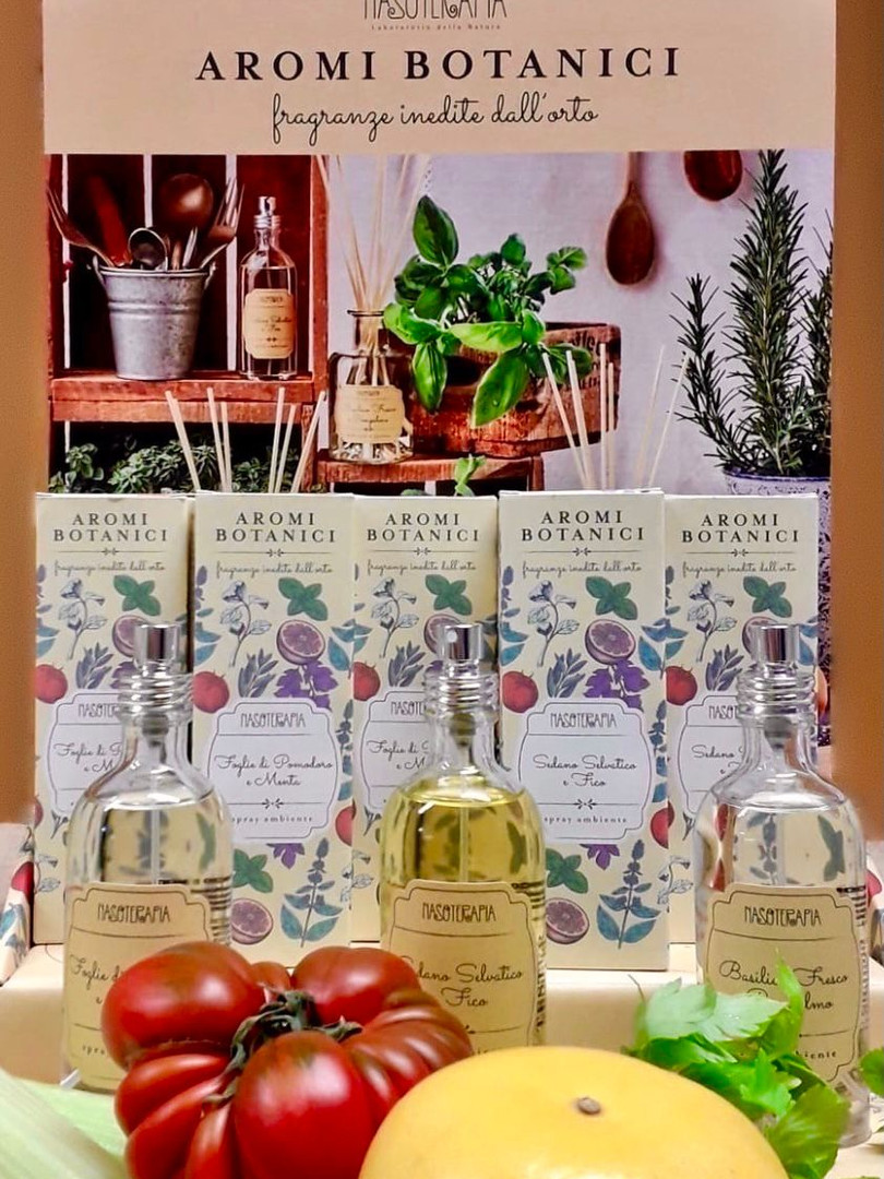 aromi botanici