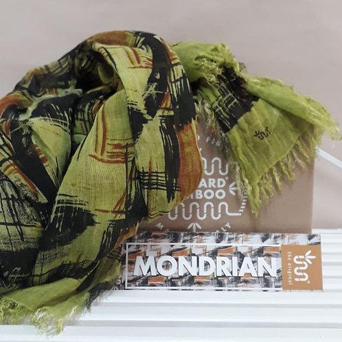Foulard INNBAMBOO - MONDRIAN